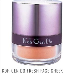 Koh Gen Do fresh face 201 honey orange blush NEW